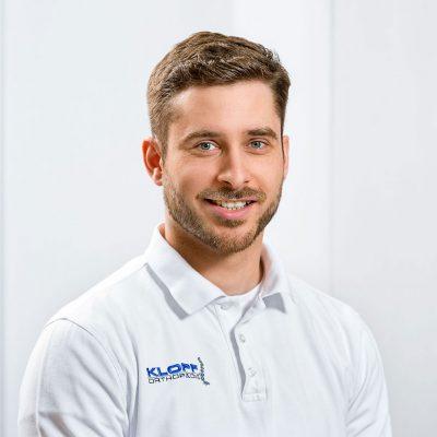 Geschäftsführer Johannes Klopf