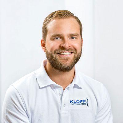 Geschäftsführer Matthias Klopf