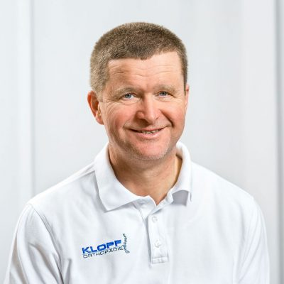 Geschäftsführer Michael Klopf