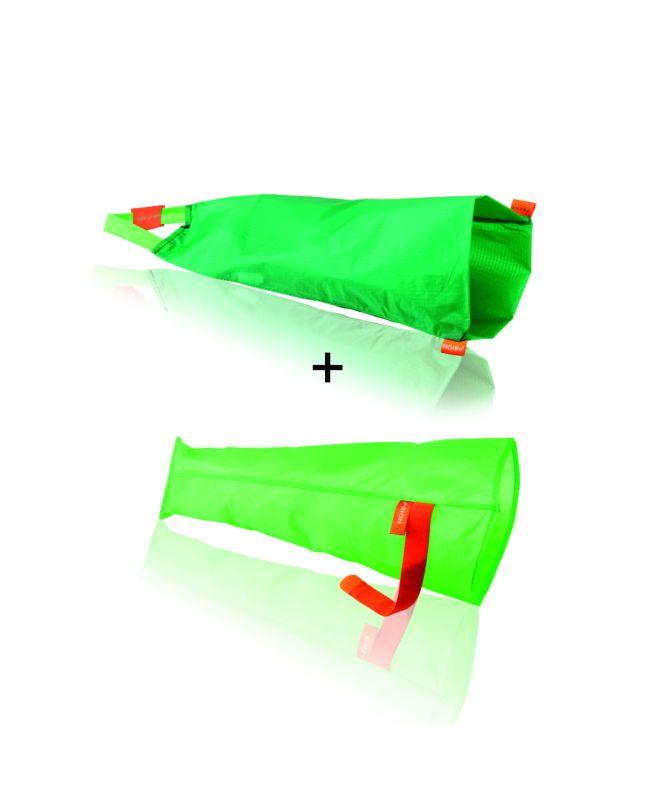 Airon Ausziehhilfe Easy Off für Kompressionsstrümpfe mit offener und geschlossener Spitze bei Klopf Orthopädie in Würzburg